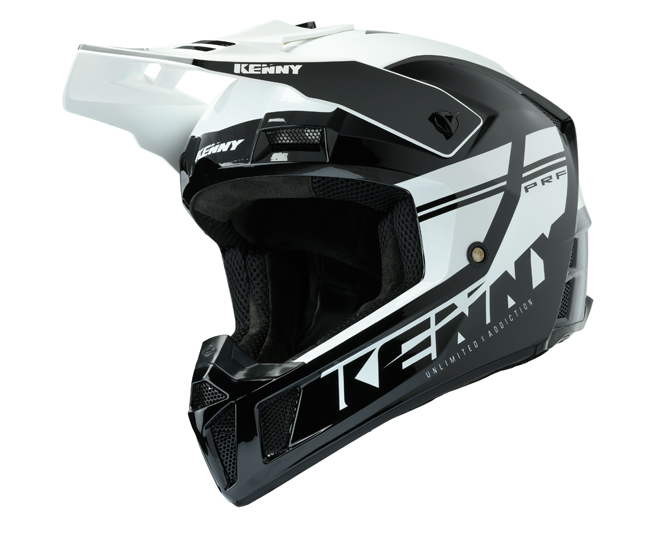 CASQUE KENNY Performance Prf Noir